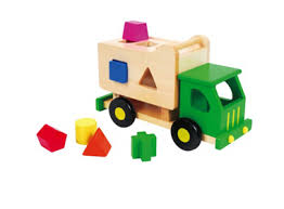 Babies Wooden Toy by Wooden Toys Baby Village
