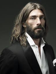 short on top long on bottom hairstyles 10 perfect long hairstyles with a short beard