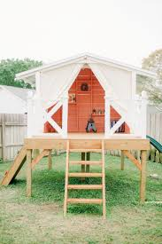 Backyard Forts Kids Best 25 Outdoor Playhouse For Kids Ideas On Pinterest Playhouse