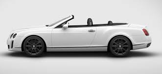 bentley black and red arctica white bentley supersports isr convertible eurocar news