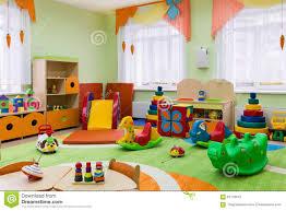 game room in the kindergarten stock photo image 61178547