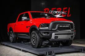 Dodge Ram Jeep - 2015 ram 1500 rebel first look motor trend