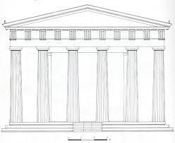 greek temple floor plan the sanctuary of asklepios epidaur