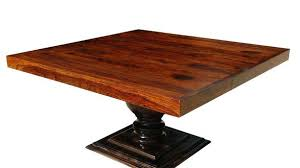 solid wood pedestal kitchen table square pedestal table square pedestal dining table modern solid wood