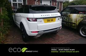 modified range rover evoque lr range rover evoque 2 2 sd4 ecu remap eco vehicle tuning