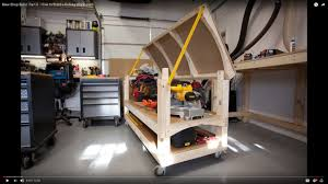 new shop build part 6 how to build a rolling workbench youtube