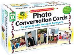 amazon com key education photo conversation cards for children