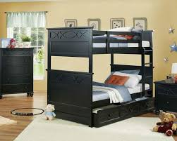 4 Bed Bunk Bed Bedding Black Bunk Beds Black Bunk Beds With Desk U201a Black Bunk