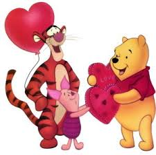 winnie the pooh valentines day pooh animated clipart clipart collection animated