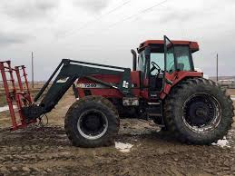 used case 7240 tractor w loader 1994 case ih for sale berry