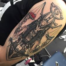Anubis Tattoo Ideas Anubis Tattoo Done By Leigh Soulink On Gavin Ungerer At Sleight Of