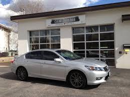 2013 honda accord custom clear paint protection and tinted windows 2013 honda accord ex
