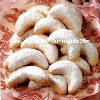 cuisine grecque recette croissants grecs recettes de cuisine grècque