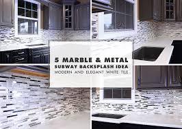 white kitchen with backsplash wonderful grey and white kitchen backsplash and gray backsplash
