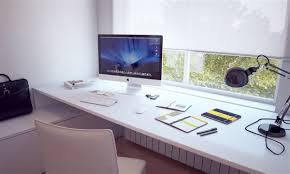 minimalist desk setup office design minimal computer desk vintage home office setup
