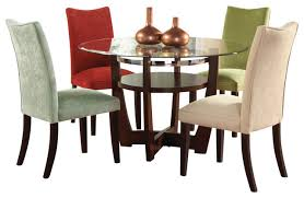Set Of Four Dining Chairs Set Of 4 Dining Chairs Ilashome