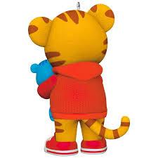 daniel tiger plush toys 2017 daniel and tigey hallmark keepsake ornament hooked on
