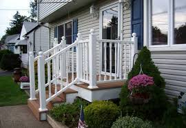 railings iron aluminum vinyl u0026 pvc all4fencing