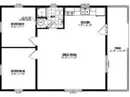 Exclusive Inspiration 12 24x50 House Floor Plans 16 X 24 Bungalow 16 X 50 Floor Plans