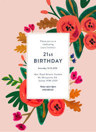 birthday invitations independent designs printed by
