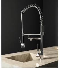 kitchen faucet commercial commercial kitchen sink faucet with pull out spray shower 0324