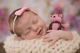 Conhecido Newborn - Ensaio Newborn da Maria Eduarda - 18 dias - Barra da  @SR59