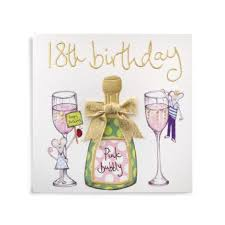 18th birthday handmade 18th birthday card 3 99 a great range