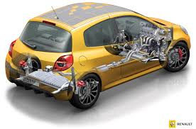 view of renault clio f1 team photos video features and tuning