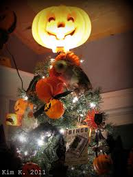 musings from kim k our halloween winner u0026 sunroom halloween tree