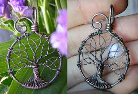 celtic tree of version two by rachaelswiregarden on deviantart