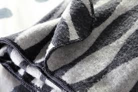 Ikea Blanket Scandinavian Graphic Blankets Remodelista