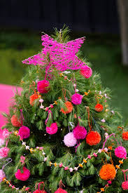 Pom Pom Trees My Pom Pom Inspired Christmas Tree U2014 Chyka Com