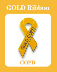 copd ribbon to support alpha what