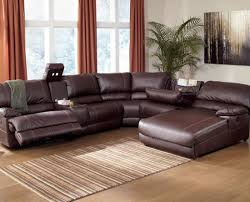 Leather Sofa Recliners For Sale by Sofa Sophisticated Sectional Sofa With Recliner For Sectional