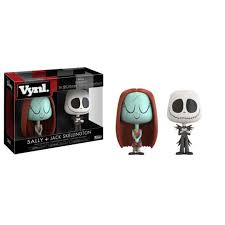 funko vynl figures 2 pack nightmare before sally