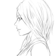 best 25 side view of face ideas on pinterest side face drawing