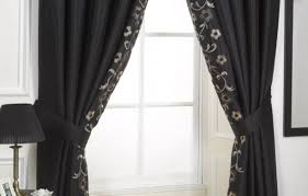 black and red kitchen curtains commitment shop for curtains tags black curtains for living room