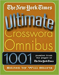 Light Brown Crossword The New York Times Ultimate Crossword Omnibus 1 001 Puzzles From