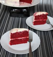 my kitchen antics red velvet cake with cream cheese frosting
