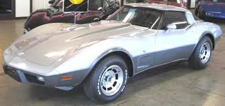 25th anniversary corvette value 34 best corvette 1978 silver anniversary images on