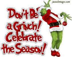 grinch quotes with green backgroumd