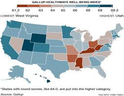 happiest states in america eager trends happiest states pictures