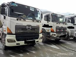 used hino 700 concrete trucks year 2010 price 23 500 for sale