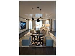 dining room pendant lighting contemporary home theater via jim