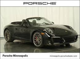 black porsche convertible new 2018 porsche 911 carrera 4s cabriolet