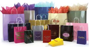 wholesale paper shopping bags the packaging source