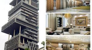 ambani home interior 10 facts about mukesh ambani s home antilia
