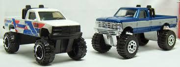 matchbox chevy impala two lane desktop matchbox chevy k1500 pickup and ford f150 4x4