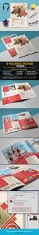 bi fold travel brochure template indesign indd brochure
