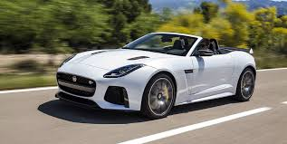 voiture de sport jaguar f type svr une voiture sportive très aboutie